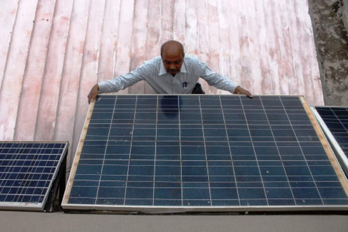 CleanMax Solar installs 736-KW rooftop solar power plant in Mandoli Jail