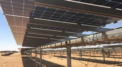 EBRD leading the way in finance for pioneering bifacial solar power