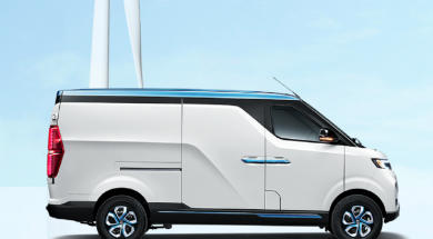 Electric vans from one of China's biggest EV makers are catching fire
