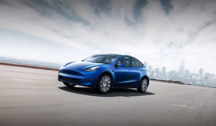 Elon Musk at Model Y Reveal: 'This Is The Year of the Solar Roof and PowerWall'