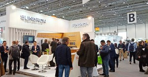 Energy Storage Europe- Sungrow 1500V energy storage system