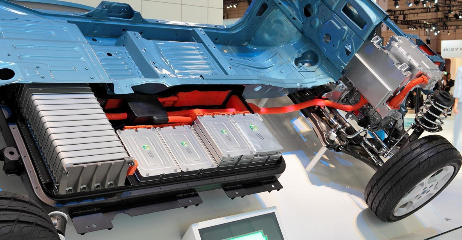 Evolution of Li-ion Batteries: From the Garage to the Grid