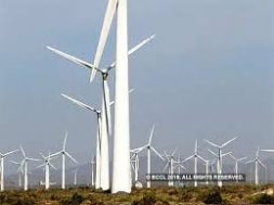 Gujarat likely to provide land to central wind projects