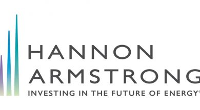 Hannon Armstrong Receives Renewable Energy Leadership Award from the American Council on Renewable Energy