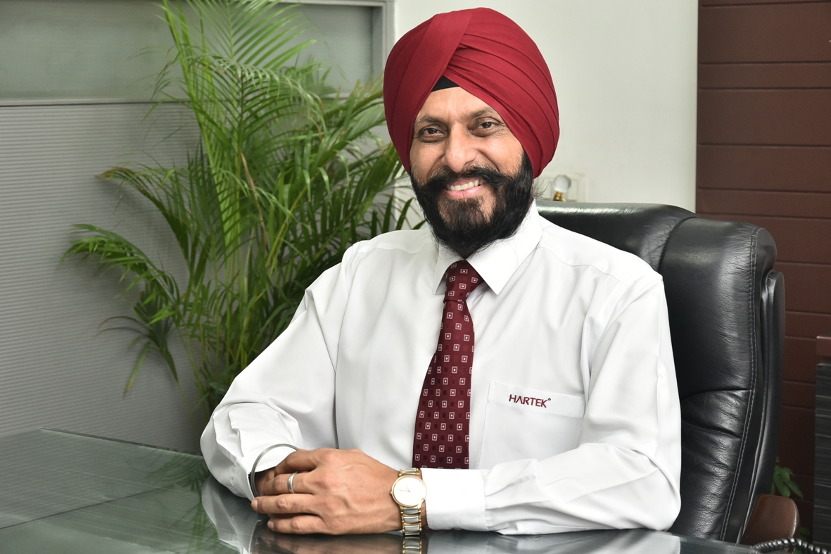 Hartek Group CMD Hartek Singh appointed IEEMA Vice-Chairman for Northern Region