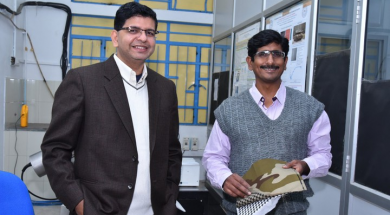 IIT-Indore's 'pocket windmill' can charge cell phones in remote areas
