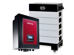 Ingeteam's hybrid solar-plus-storage inverter now compatible with BYD's HV batteries