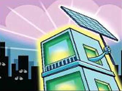 Kolkata: Solar power for New Town buildings?