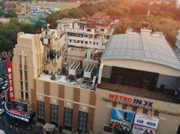 METRO INOX, India's First Rooftop Solar-Powered Cinema