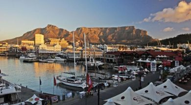 New Southern Energy completes first floating PV project in South Africa