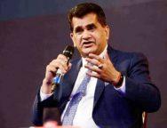 Niti Aayog CEO Amitabh Kant to head transformative mobility panel