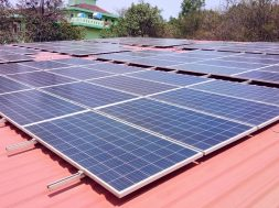 Orb's 30kWp Rooftop Solar Installation for Gomantak Ayurved Mahavidhyalaya