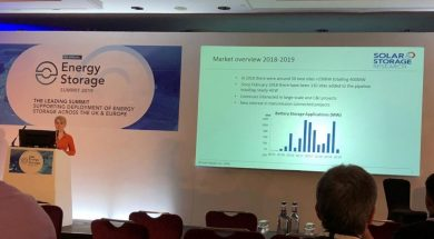Overcoming uncertainty- UK energy storage market trends