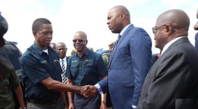 President Lungu commissions Zambia's largest Solar Power plant producing 54 megawatts of power