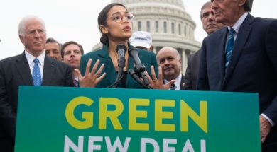 Solar and wind firms call the 'Green New Deal' too extreme