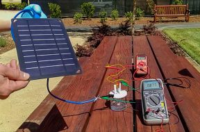 Solar power used to create hydrogen fuel from seawater