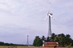 Study shows climate change impacts wind energy industry