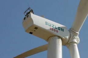Suzlon falls 2% after selling two subsidiaries