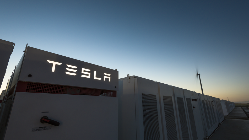 Tesla builds its 'largest energy storage system in Asia'
