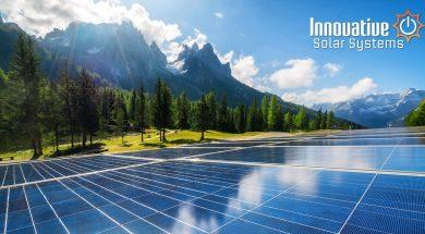Innovative Solar Systems LLC Logo