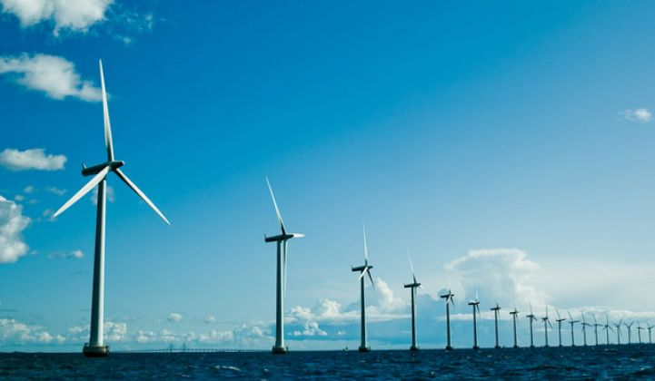 UK to Get 30% of Electricity From Offshore Wind by 2030