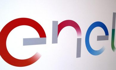 UPDATE 1-Italy's Enel puts faith in green energy, grids to power growth