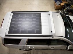Waaree Energies Introduces Customized Solar Modules for Electric Vehicles