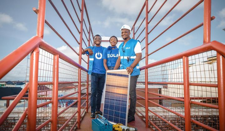 Zola Electric Unveils a New 'Smart' Storage System to Displace Diesel and Eliminate Outages
