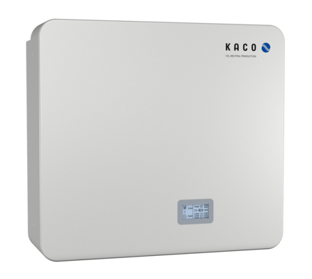 KACO new energy presents storage system with new hybrid inverter