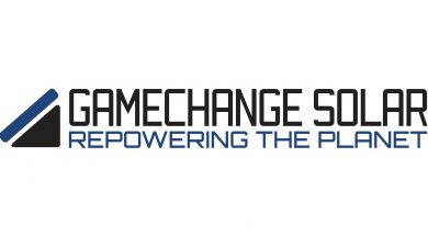 GameChange Solar Logo