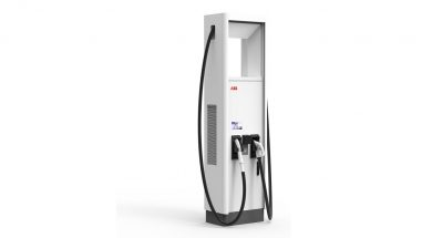 ABB and Porsche will jointly develop next generation electric vehicle chargers in Japan