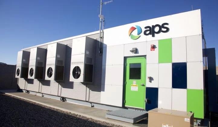 APS and Fluence Investigating Explosion at Arizona Energy Storage Facility