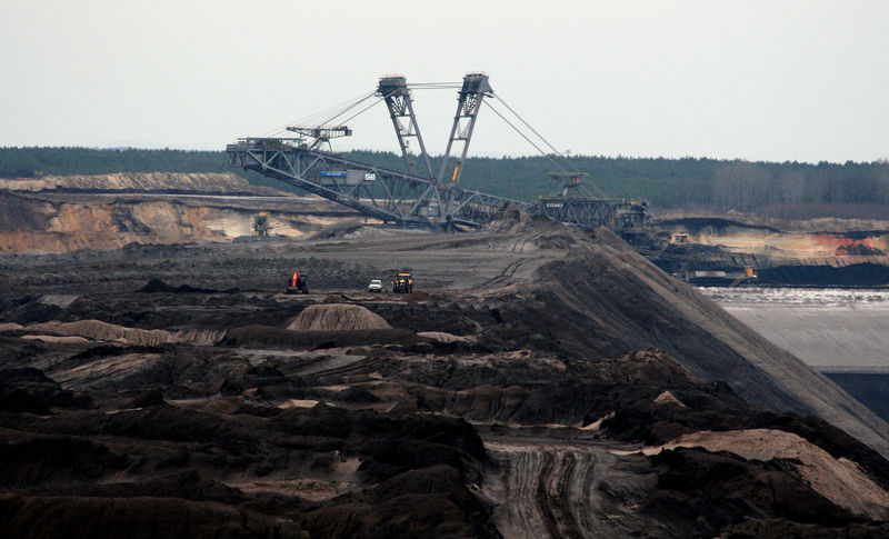 As end looms for coal, German mining region shifts right