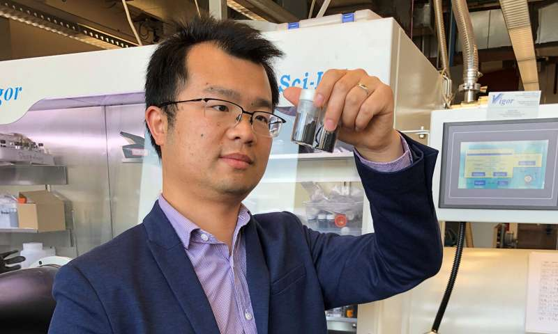 Better method to recycle and renew used cathodes from lithium-ion batteries