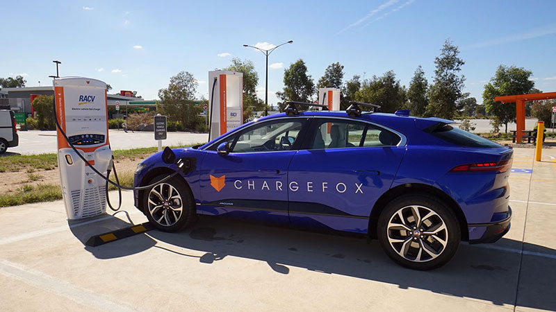 Chargefox continues expansion of ultra-rapid electric car charging network
