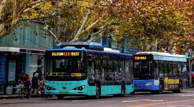 China's Electric Buses Save More Diesel Than All Electric Cars Combined