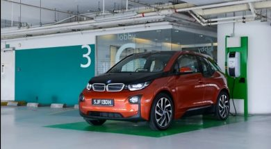 Commentary-Where are all the electric vehicle charging points