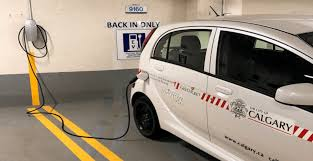 Downtown Calgary to see 42 new electric vehicle charging stations