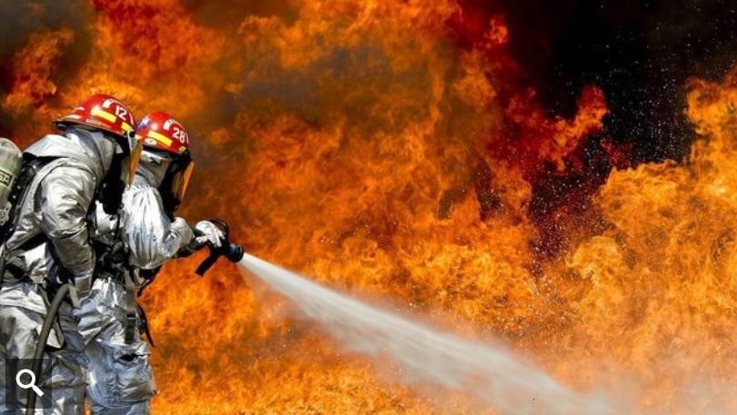 Eight firefighters injured at Arizona energy storage facility