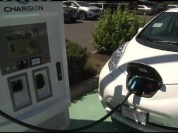Electric car charging coming to COCC in Redmond, Madras