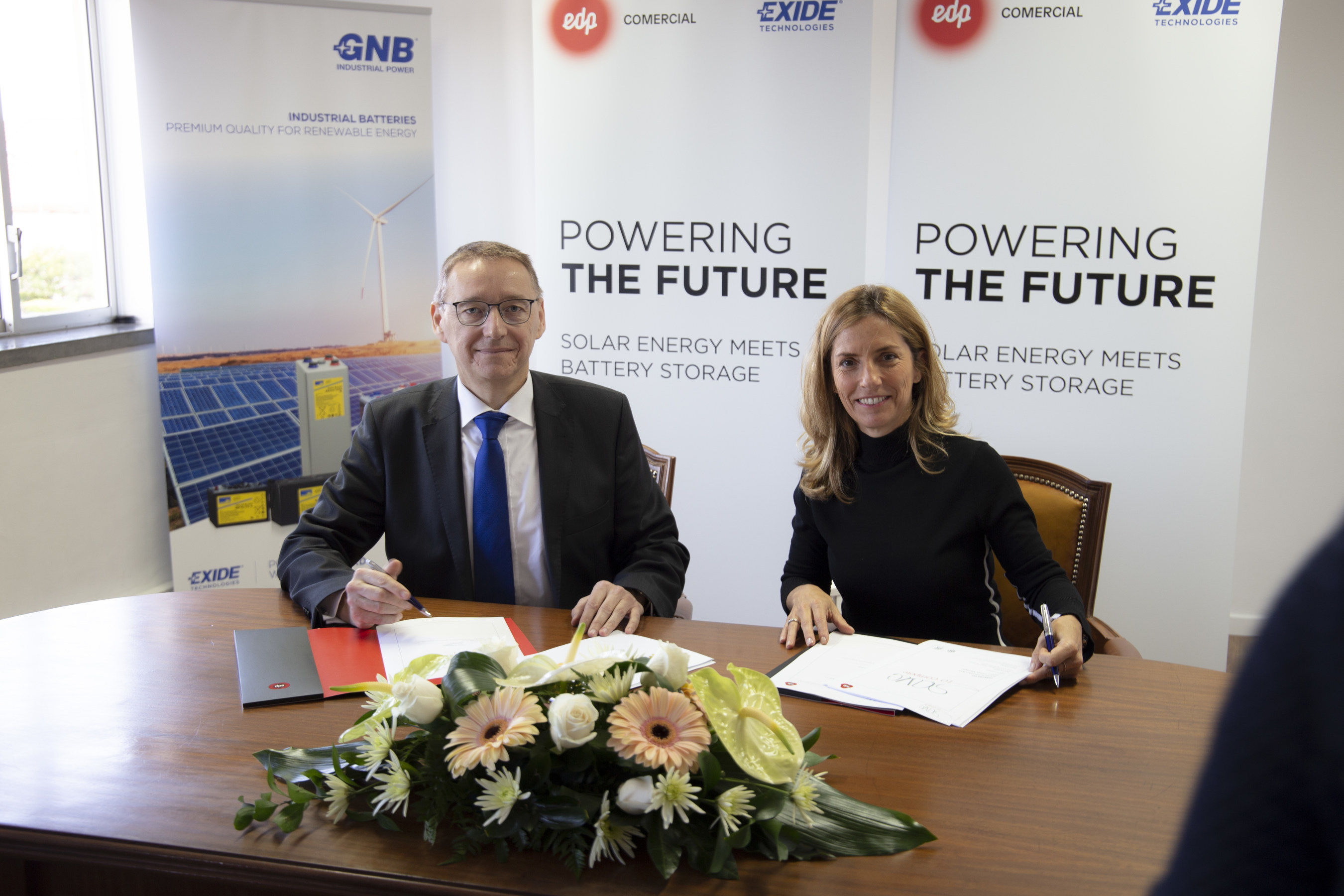 Exide Announces Groundbreaking Solar Installations in Portugal