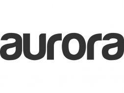 Aurora solar large Logo