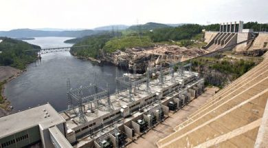 Fortum's Q1 profit lags forecast on low hydropower output