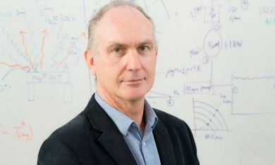 Global renewable energy industry will grow ten folds over seven years-Alistair Sproul, UNSW