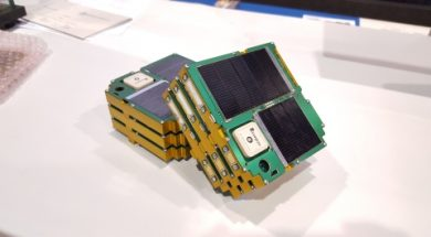 Hanergy's Alta Devices Powers ThinSats on Latest Launch from NASA Wallops Flight Facility