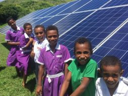 How Clenergy mounting systems have transformed education in Fiji
