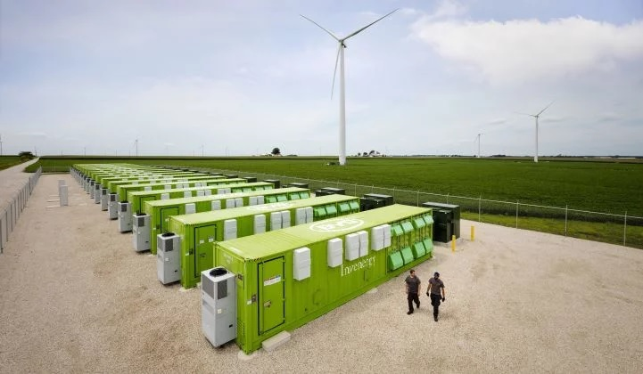 How Invenergy Quietly Became One of the Biggest Players in Grid Storage