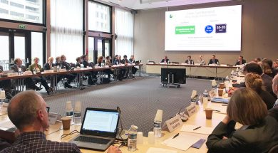 IEA convenes 2019 meeting of the Renewable Industry Advisory Board