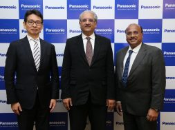 Image 1- From L-R- Mr. Tetsuyasu Kawamoto JMD Mr. Vivek Sharma MD and Mr…