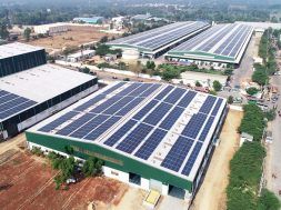 Klene Paks Rooftop Solar Installation